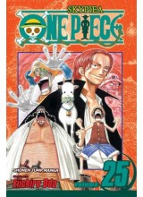 Манга | One Piece vol.25