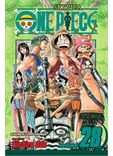 Манга | One Piece vol.28