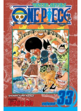 Manga | One Piece vol.33