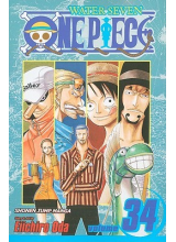 Манга | One Piece vol.34