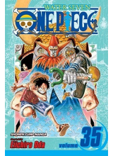 Манга | One Piece vol.35