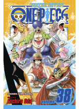 Манга | One Piece vol.38