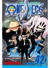 Манга | One Piece vol.42