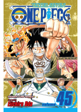 Манга | One Piece vol.45