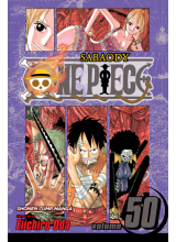 Манга | One Piece vol.50