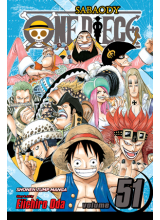 Манга | One Piece vol.51