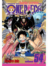 Манга | One Piece vol.54