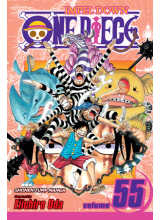 Манга | One Piece vol.55