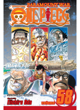 Манга | One Piece vol.58