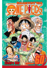 Манга | One Piece vol.60