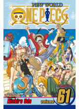 Манга | One Piece vol.61