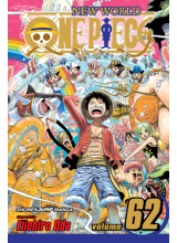 Манга | One Piece vol.62