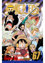 Манга | One Piece vol.67