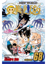 Манга | One Piece vol.68