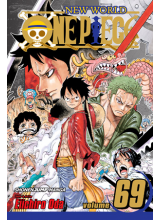 Манга | One Piece vol.69