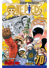 Манга | One Piece vol.70