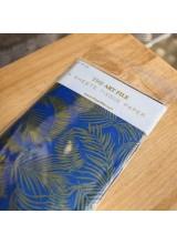 4 Листа Тишу The Art File Tropic Blue