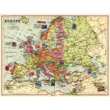Опаковъчна хартия EUROPE
