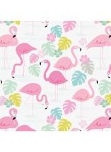 Опаковъчна хартия Flamingo