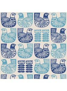 Опаковъчна хартия Folk Bird