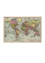 Опаковъчна хартия THE WORLD