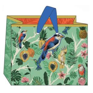 Gift Bag The Art File Tropical