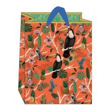 Подаръчна Торба The Art File Tropical Orange