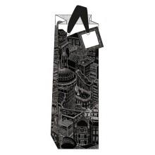 Подаръчна Торба за Бутилка The Art File Architecture