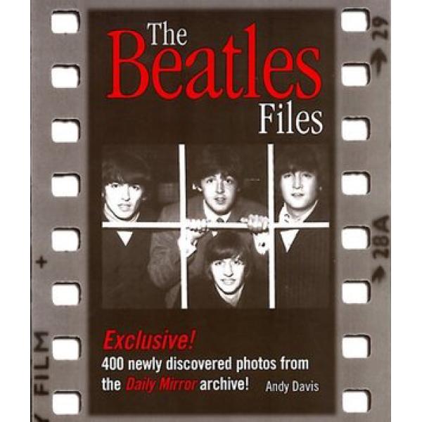 Andy Davis   The Beatles Files 1