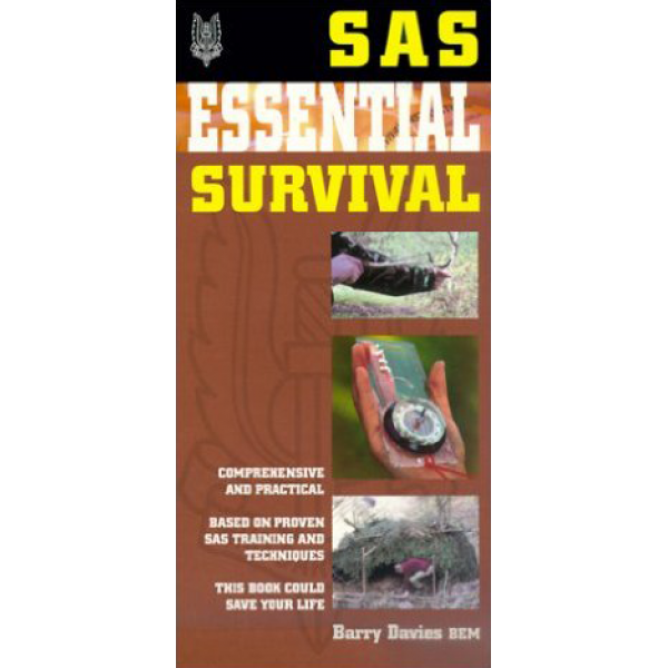 Barry Davies | SAS: Essential Survival 1