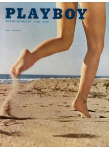 Списание Playboy 1960-07