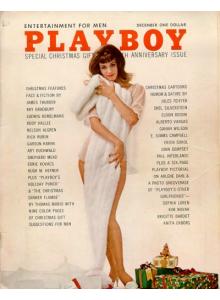 Списание Playboy 1962-12