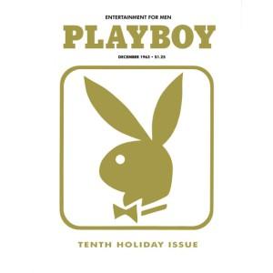 Списание Playboy 1963-12