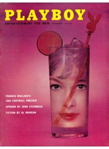 Списание Плейбой 1957-09