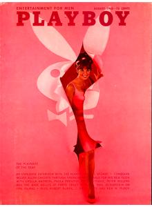 Списание Плейбой 1965-08