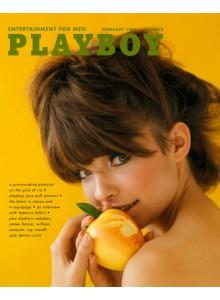 Списание Плейбой 1966-02