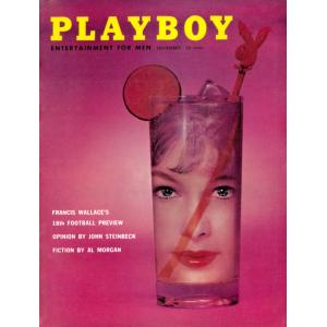 Playboy Magazine 1957-09