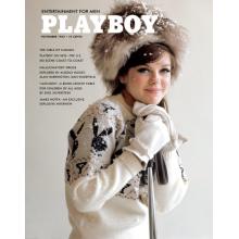 Playboy Magazine 1963-11
