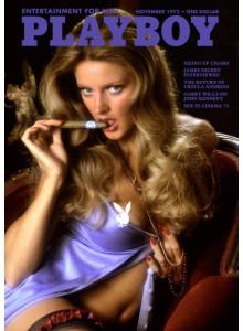 Playboy Magazine 1973-11