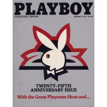 Playboy Magazine 1979-01
