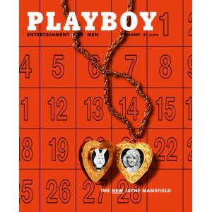 Списание Playboy 1957-02