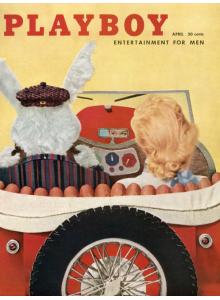 Списание Playboy 1957-04