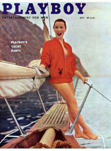 Списание Playboy 1957-07
