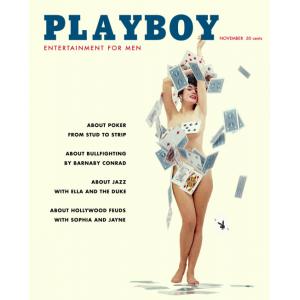 Списание Playboy 1957-11