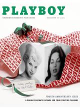 Списание Playboy 1957-12