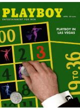 Списание Playboy 1958-04
