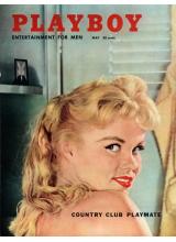 Списание Playboy 1958-05
