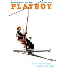 Списание Playboy 1958-11