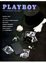 Списание Playboy 1959-01