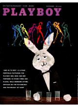 Списание Playboy 1959-11